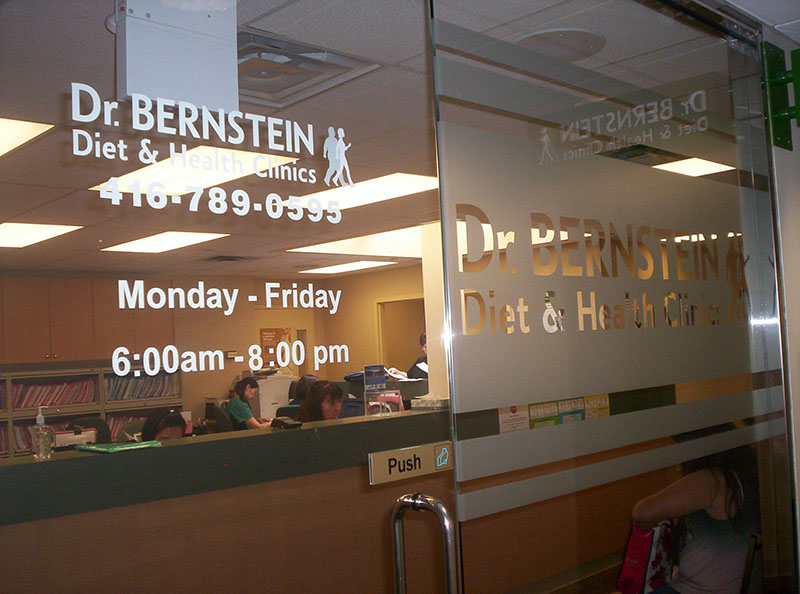 Weight Loss Toronto, Dr. Bernstein Toronto