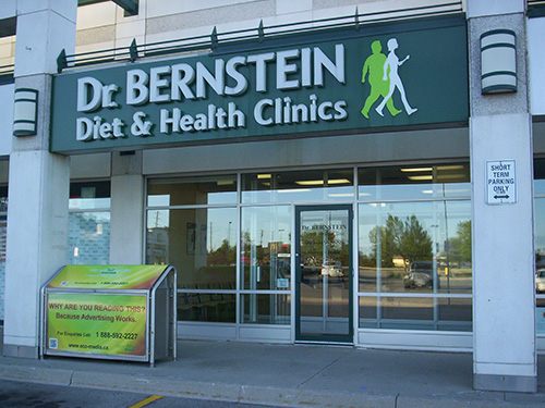 Dr. Bernstein Weight Loss & Diet Clinic, Burlington, Ontario
