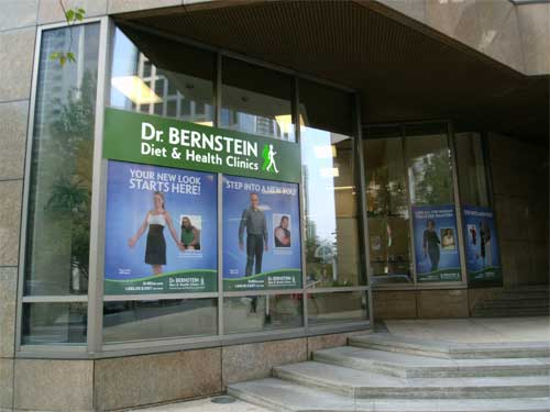Dr. Bernstein Weight Loss & Diet Clinic, West Georgia St. - Vancouver, British Columbia