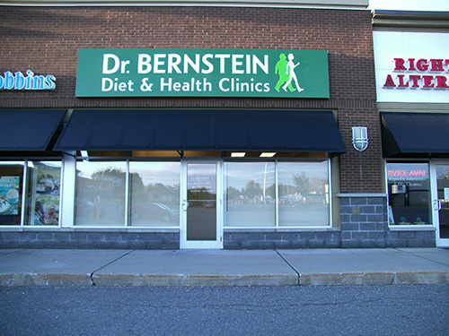 Dr. Bernstein Weight Loss & Diet Clinic, Orleans - Ottawa, Ontario