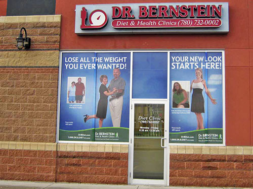 Dr. Bernstein Weight Loss & Diet Clinic, Christy's Corner - Edmonton, Alberta