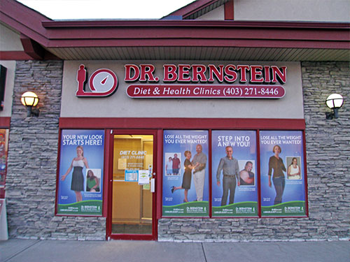 Dr. Bernstein Weight Loss & Diet Clinic, Macleod Trail SE - Calgary, Alberta