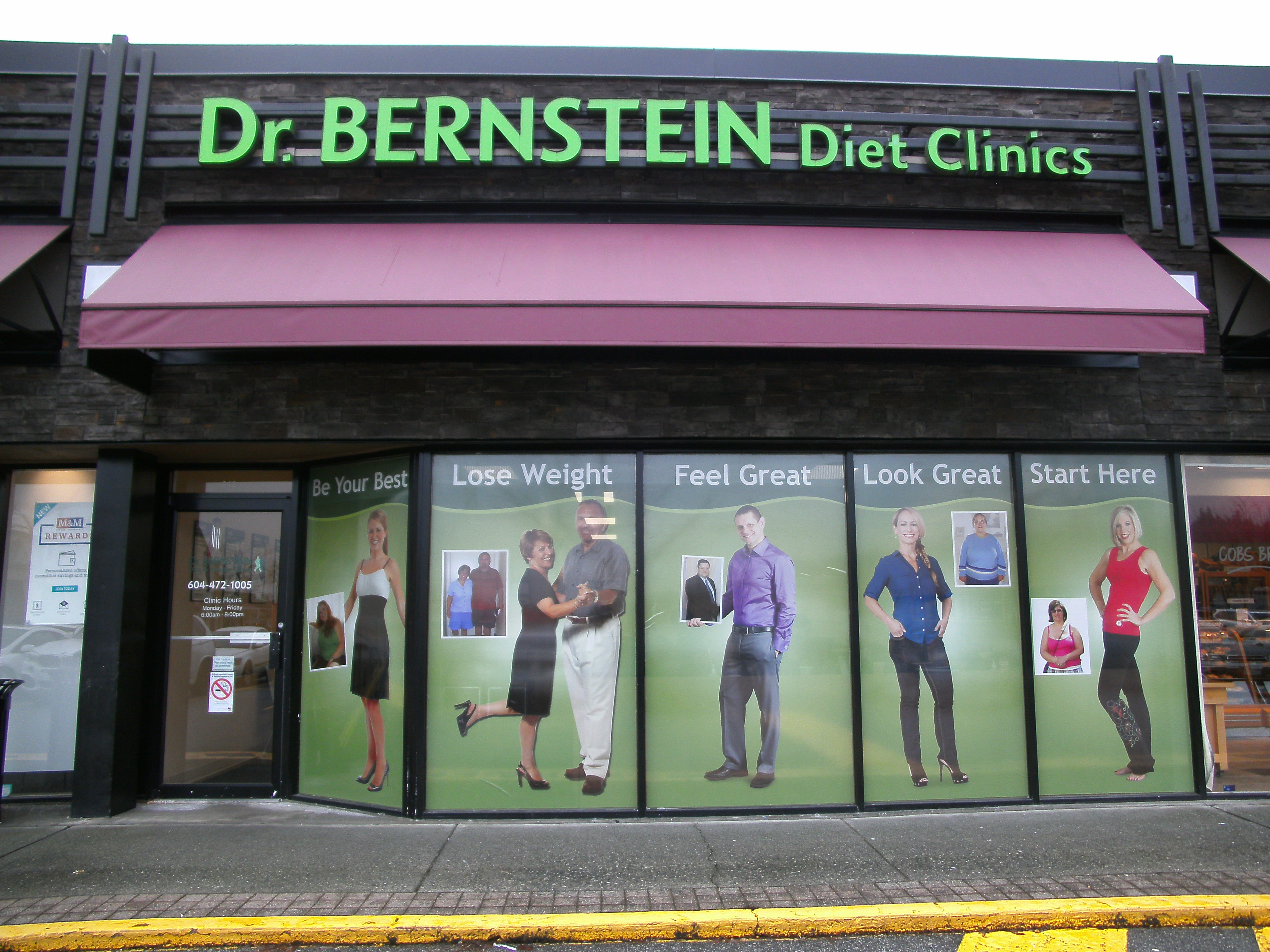 Dr. Bernstein Weight Loss & Diet Clinic, Coquitlam, British Columbia