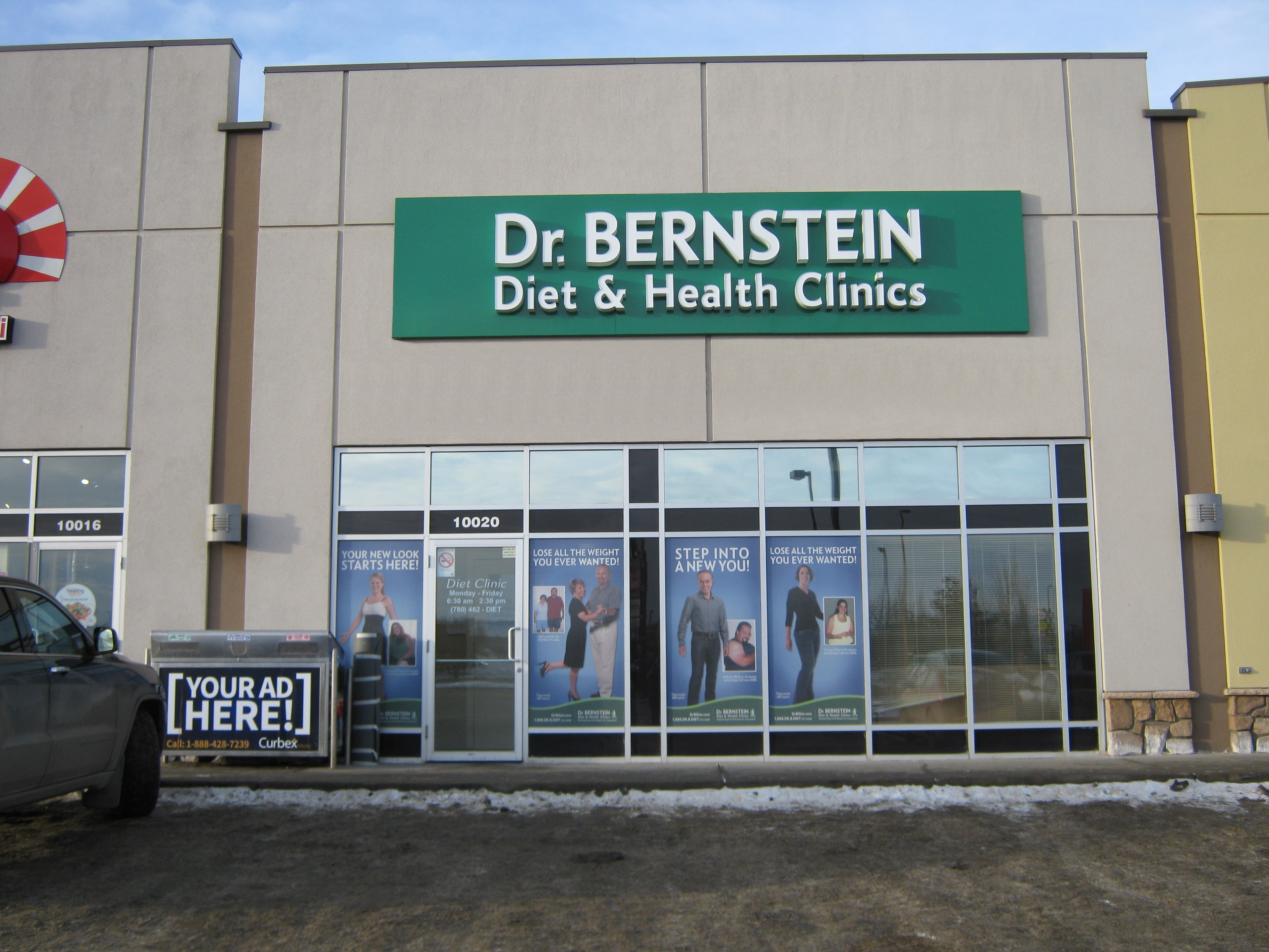 Dr. Bernstein Weight Loss & Diet Clinic, South Edmonton Common - Edmonton, Alberta