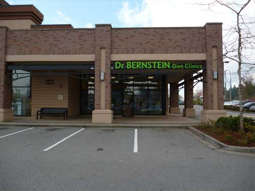 Dr. Bernstein Weight Loss & Diet Clinic, Langley, British Columbia