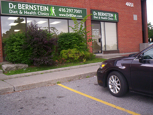 Dr. Bernstein Weight Loss & Diet Clinic, Scarborough - Toronto, Ontario