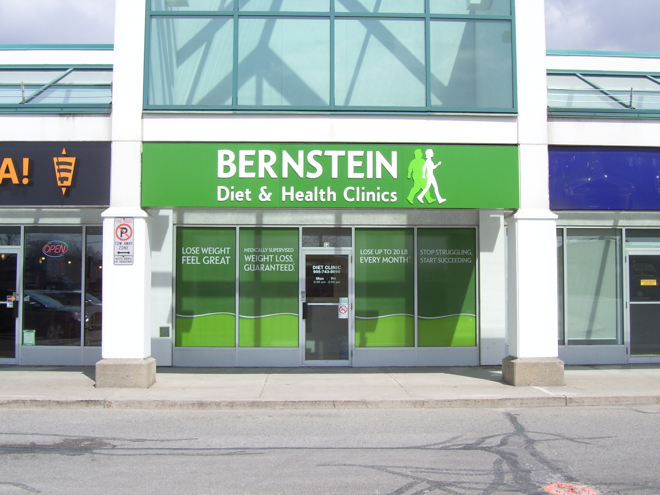 Dr. Bernstein Weight Loss & Diet Clinic, Oshawa - Courtice, Ontario