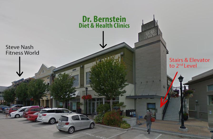 Dr. Bernstein Weight Loss & Diet Clinic, Victoria, British Columbia